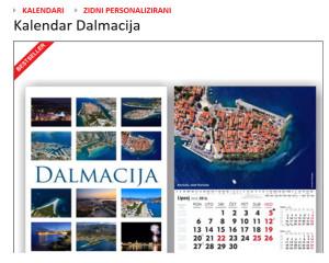 Kalenda-Dalmacija-Obris