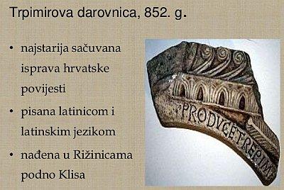 Obilježena 1164. godišnjica prvog spomena imena Tugare