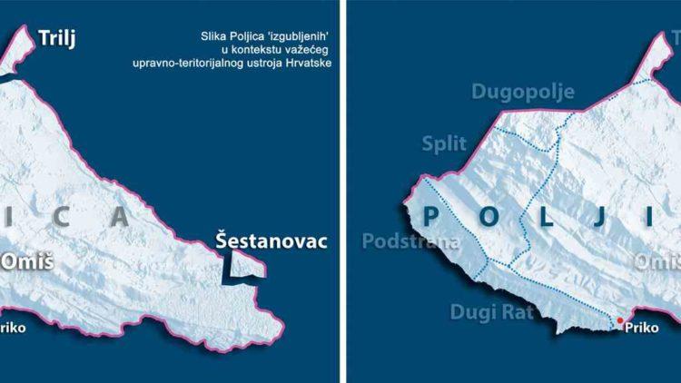 Poljica kao suvremena hrvatska povijesna regija
